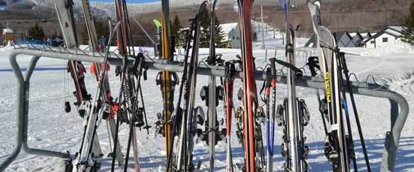 スキー板の処分について