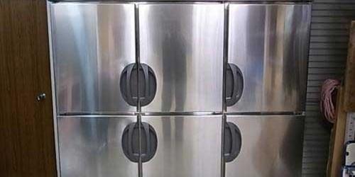 業務用の冷蔵庫も回収できます