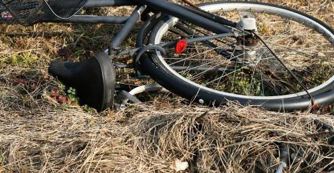 放置自転車の片づけ